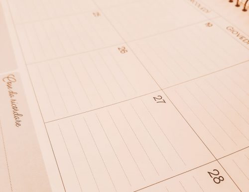 Organizzarsi: i planning